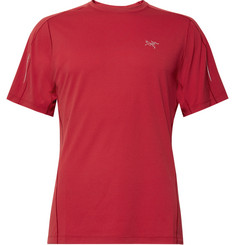 Arc'teryx - Motus Slim-Fit Phasic SL T-Shirt