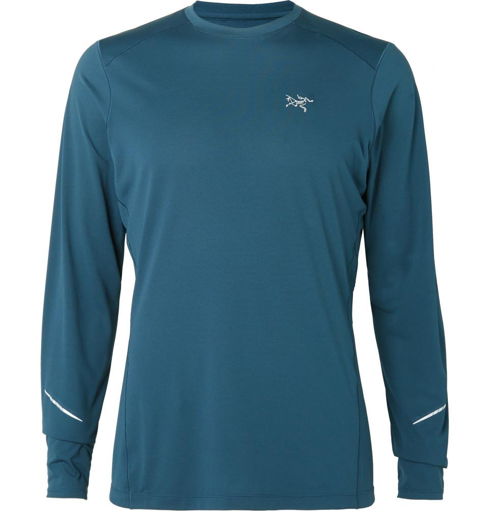 Motus Phasic Fl T-shirt - Navy