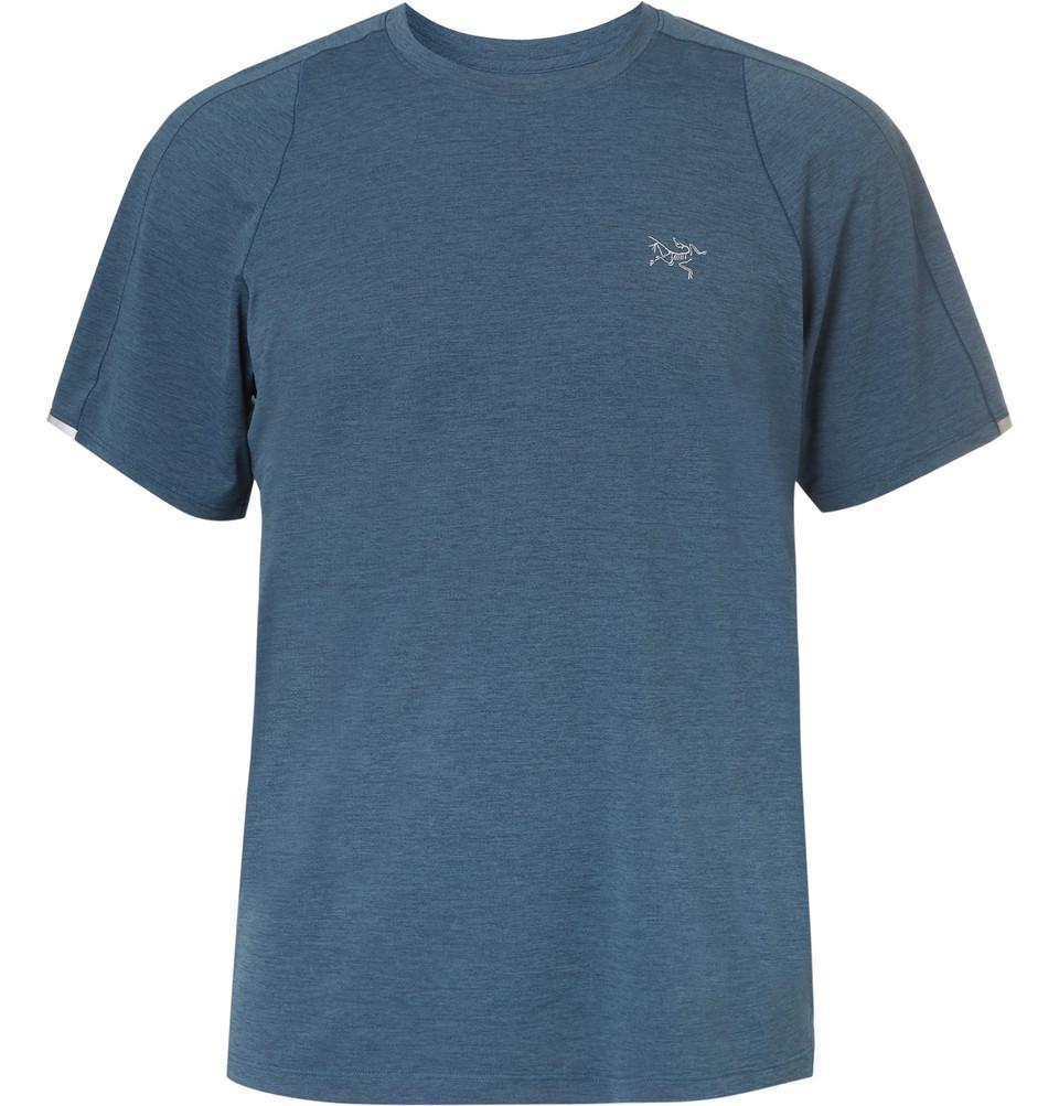 Cormac Ostria T-shirt - Navy