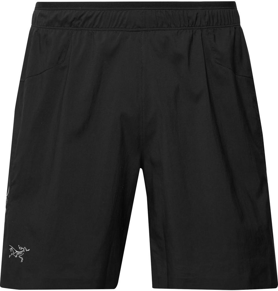Adan Invigor Shell Shorts - Black