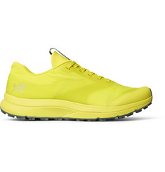 Arc'teryx Norvan LD Rubber and Coated-Mesh Sneakers