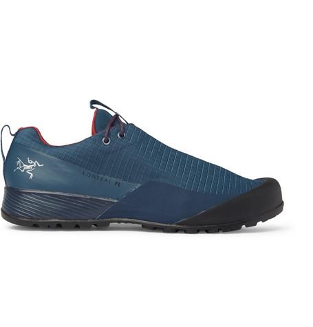Arc'teryx Konseal Fl Ripstop Hiking Shoes In Navy