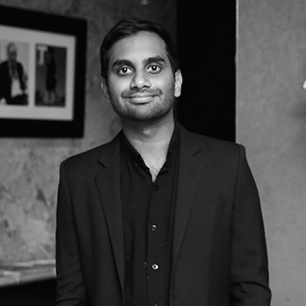 recommended by member Aziz Ansari