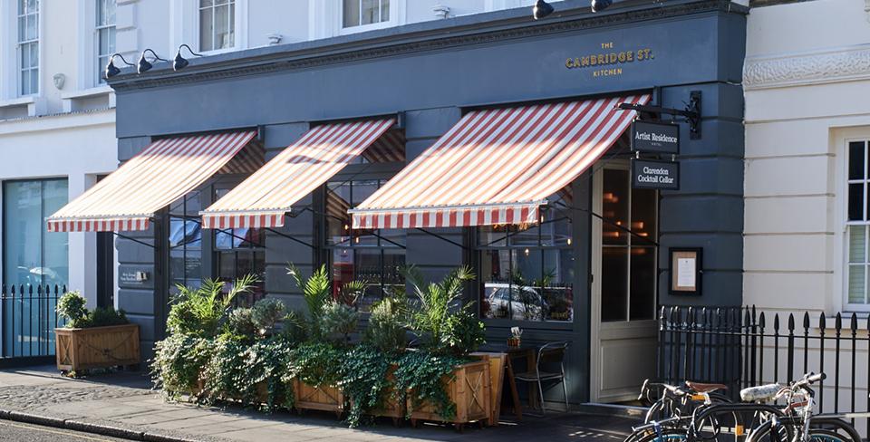 Cambridge Street Kitchen - Men's Style Council Place
