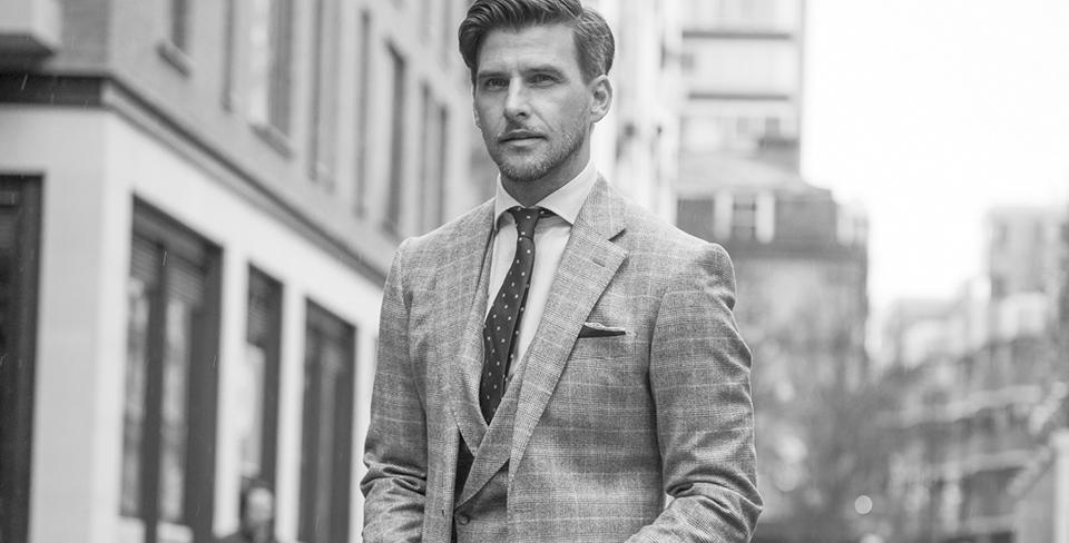 Johannes Huebl - Men's Style Council Member