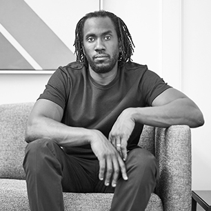 recommended by member Rashid Johnson