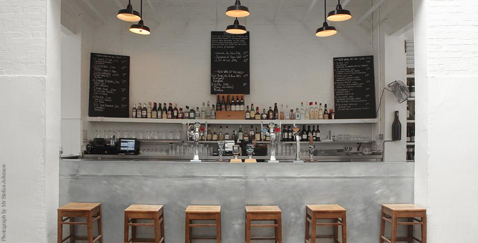 St. John Bar and Restaurant - Men's Style Council Place