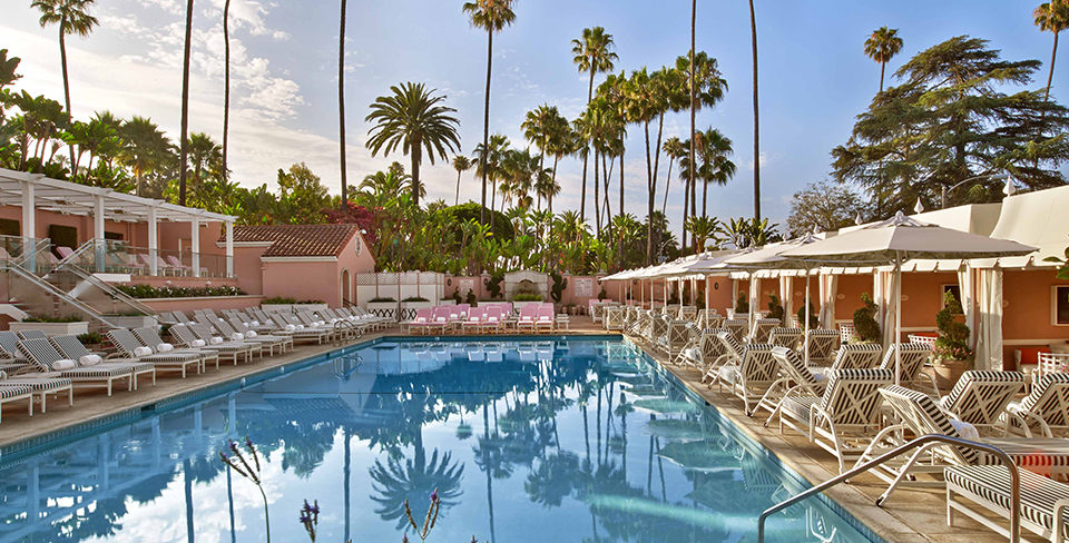 The Beverly Hills Hotel - Men's Style Council Place