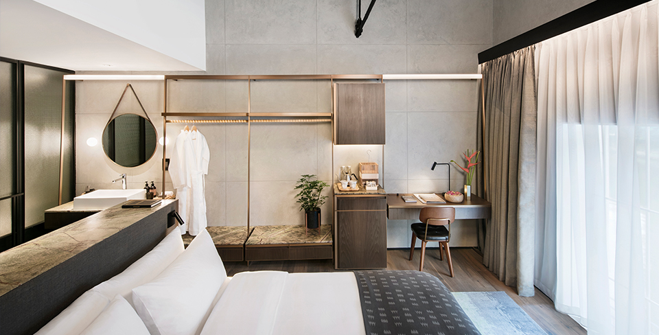 The Warehouse Hotel - Men's Style Council Place