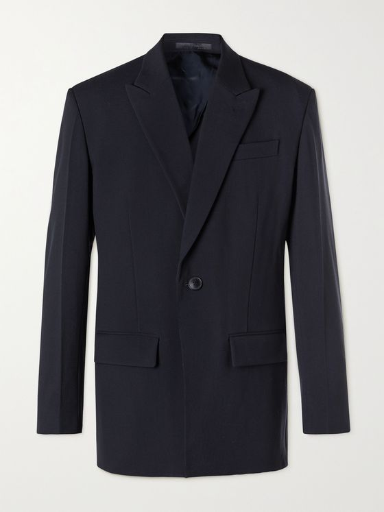 VALENTINO Virgin Wool Blazer