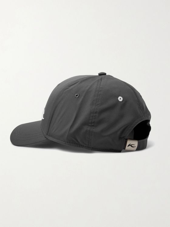 Kjus Golf Logo-Embroidered Shell Baseball Cap