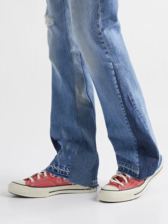 CONVERSE Chuck 70 Recycled Canvas High-Top Sneakers