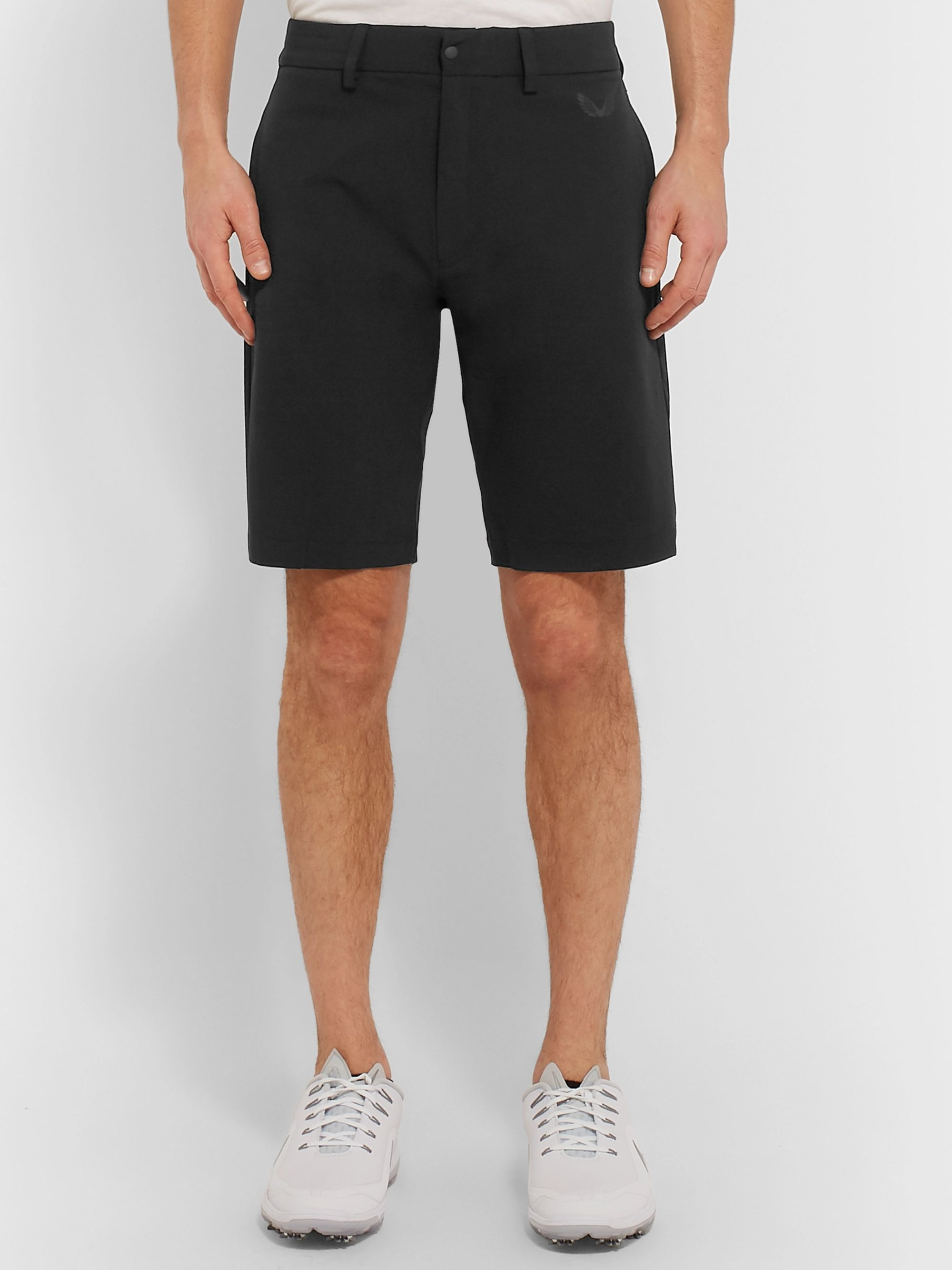 CASTORE Needley Slim-Fit Shell Golf Shorts