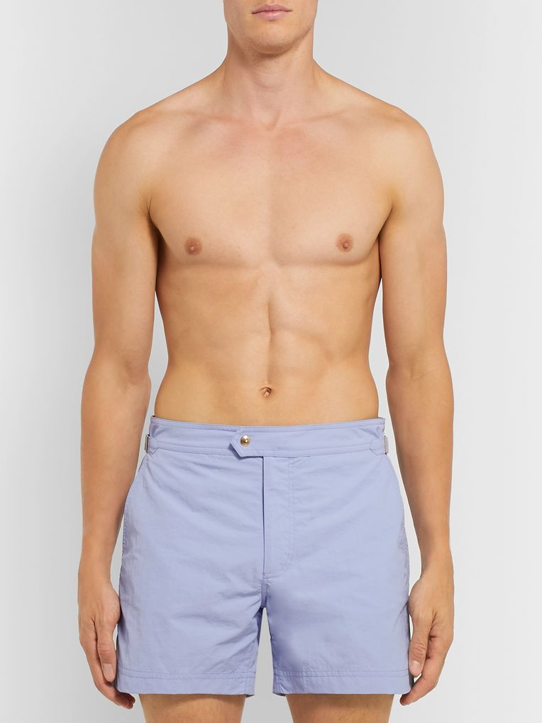 TOM FORD Mid-Length Swim Shorts