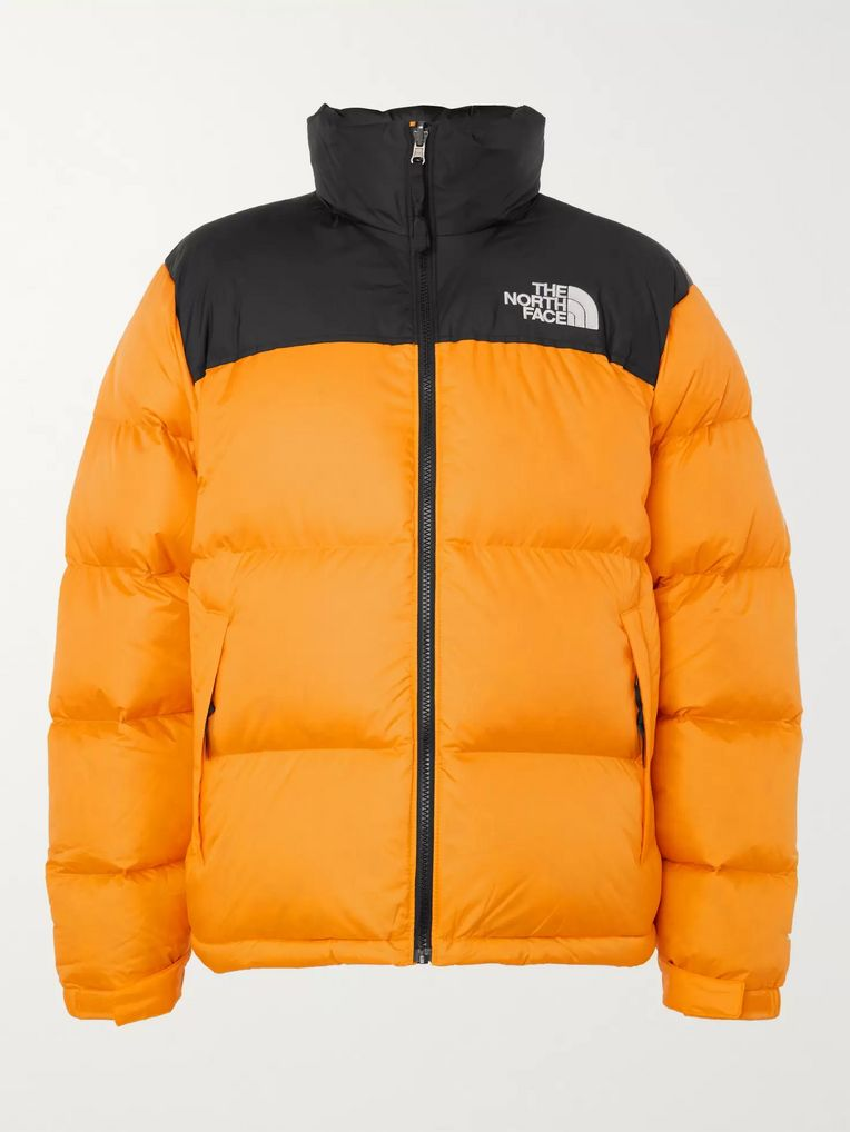 The North Face 1996 Nuptse Quilted Shell Down Jacket