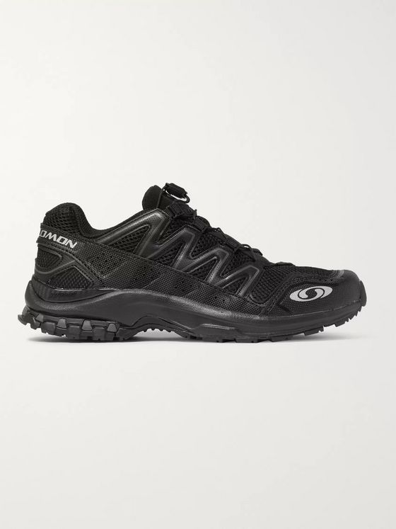 Salomon XA-COMP ADV Mesh and Rubber Sneakers