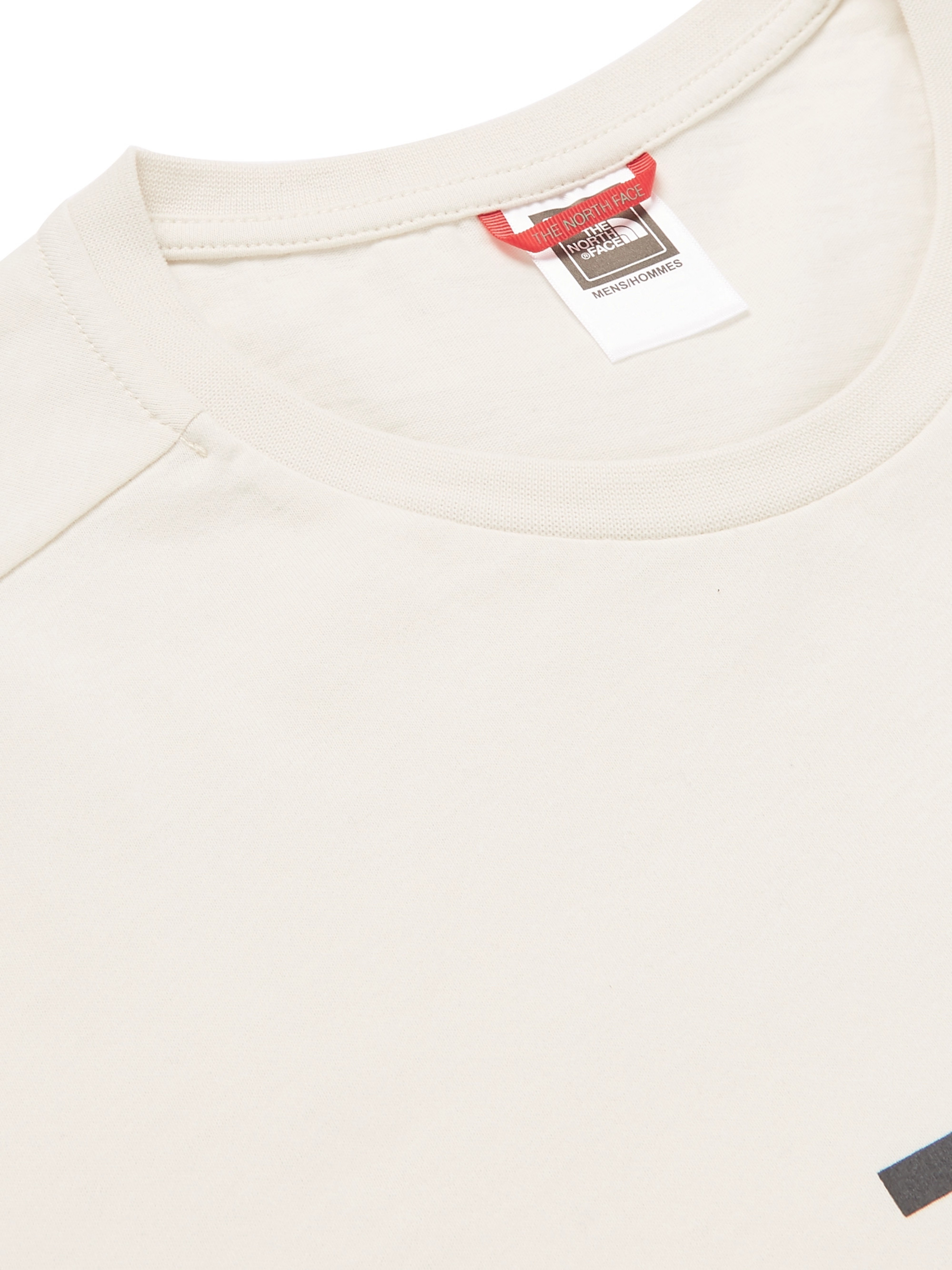 The North Face Alpine Logo-Print Cotton-Jersey T-Shirt