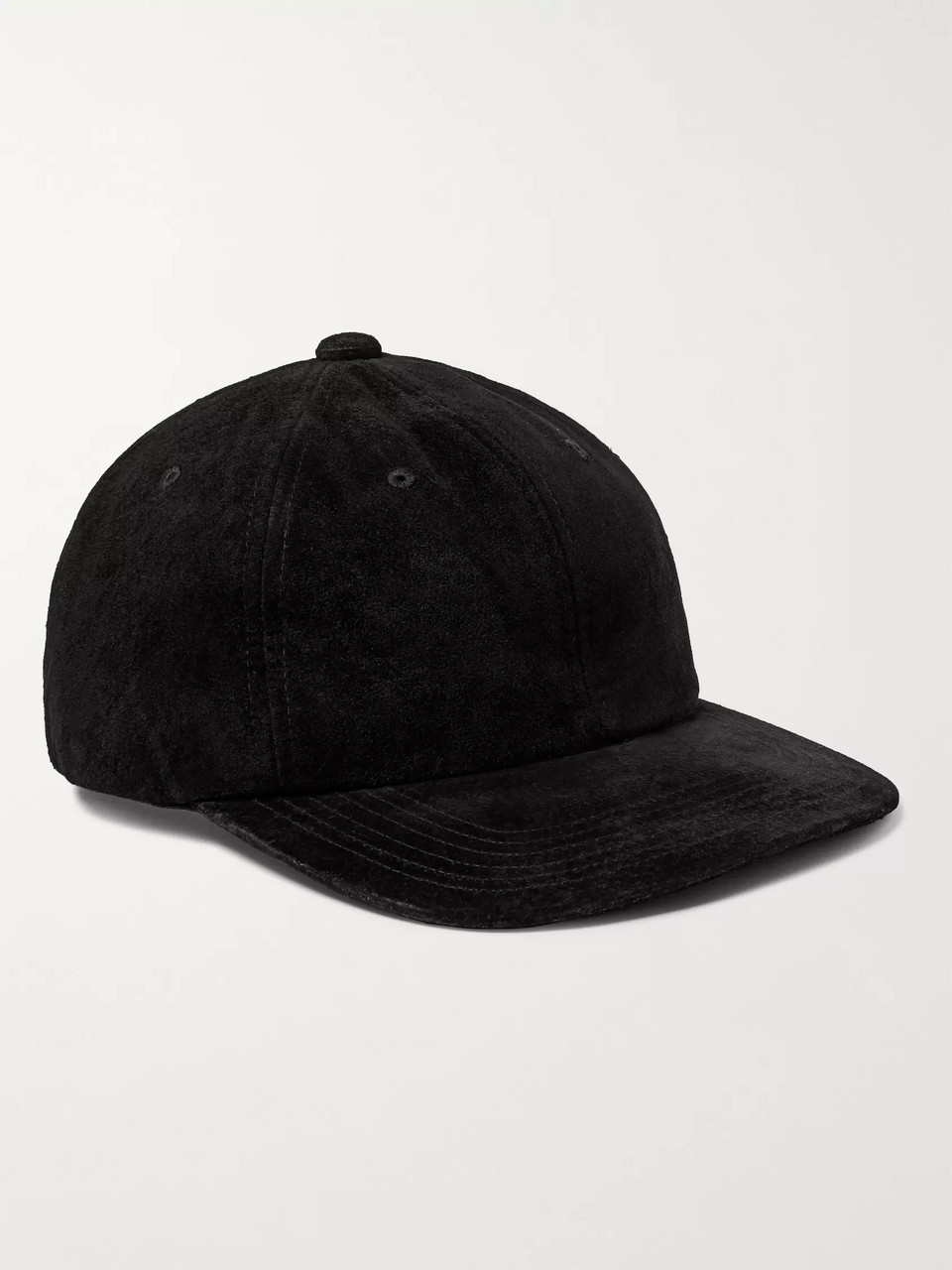 Beams Plus Suede Baseball Cap