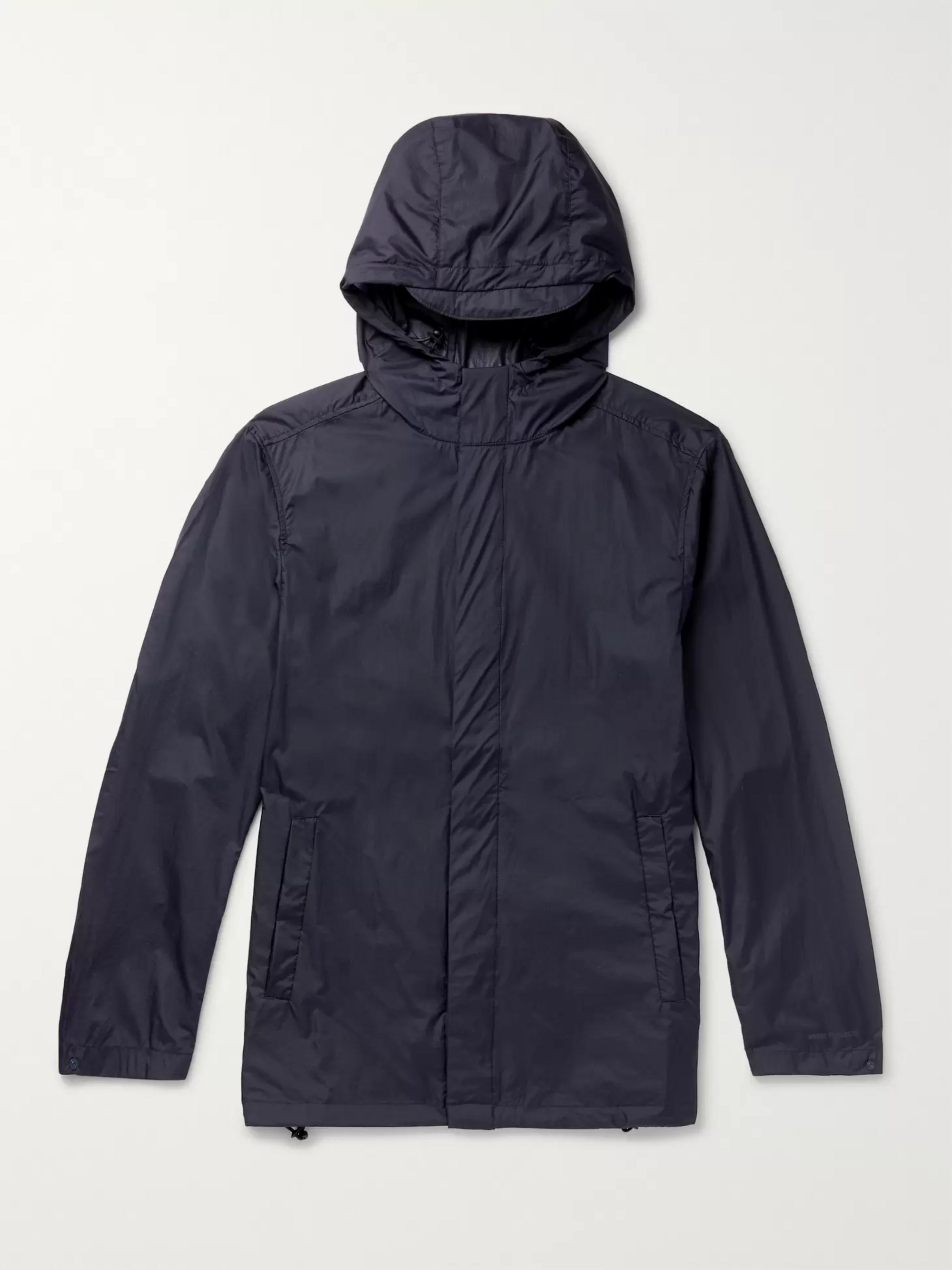 Norse Projects Kalmar Nylon Hooded Jacket