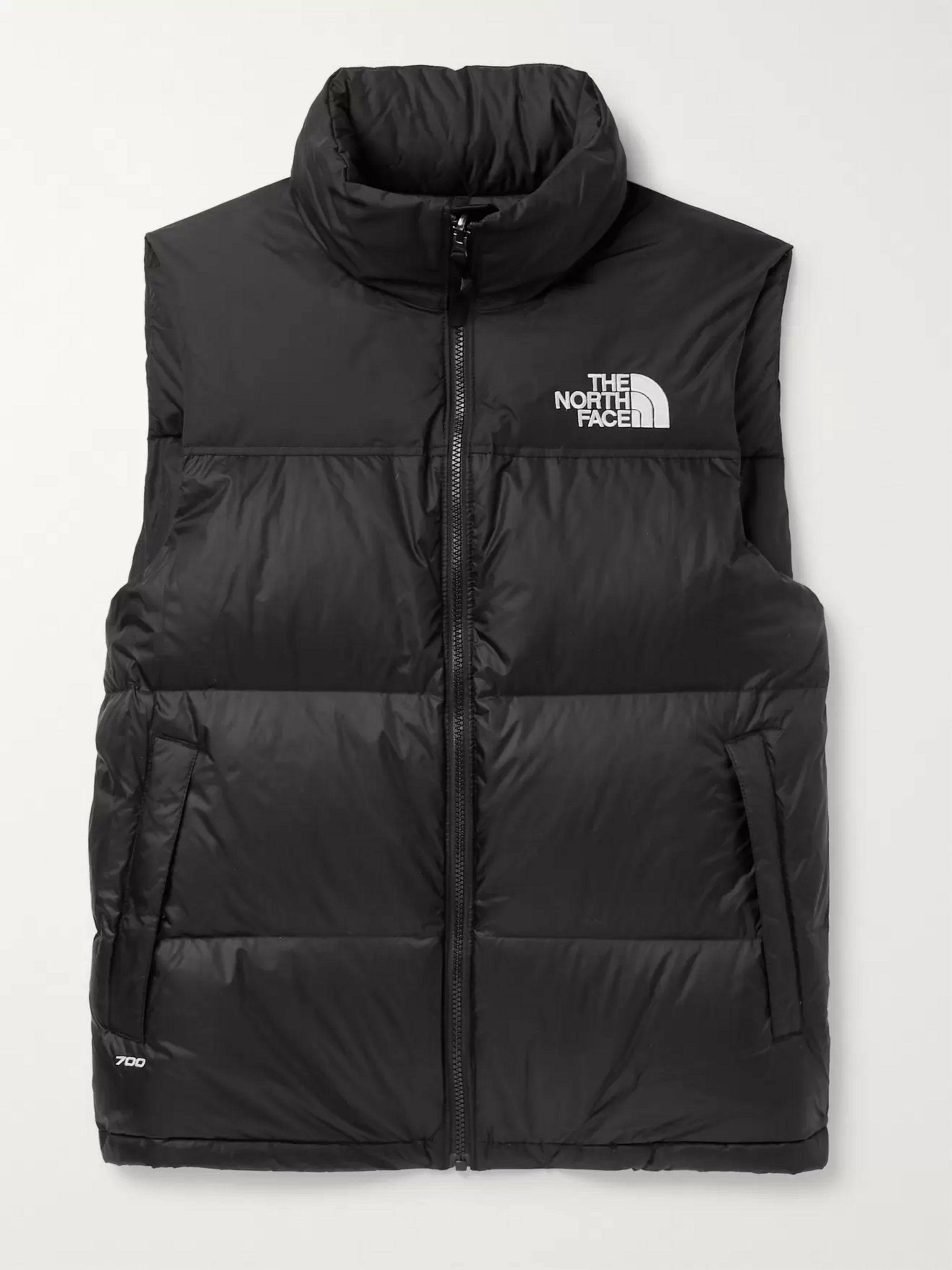 1996 Retro Nuptse Slim Fit Quilted Shell Down Gilet