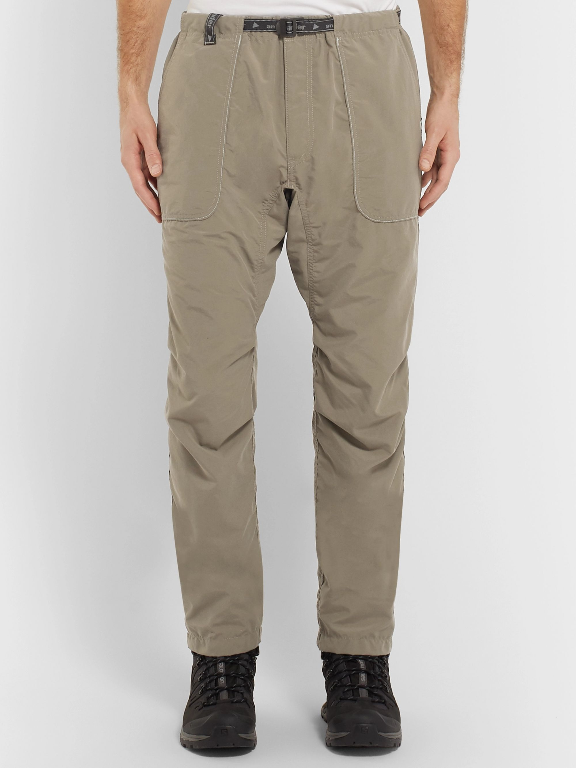And Wander Shell Trousers