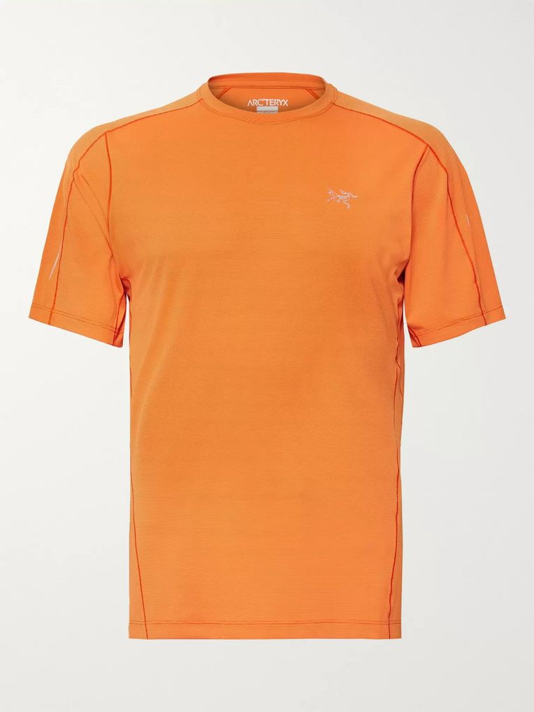 Arc'teryx Motus Slim-Fit Phasic FL T-Shirt