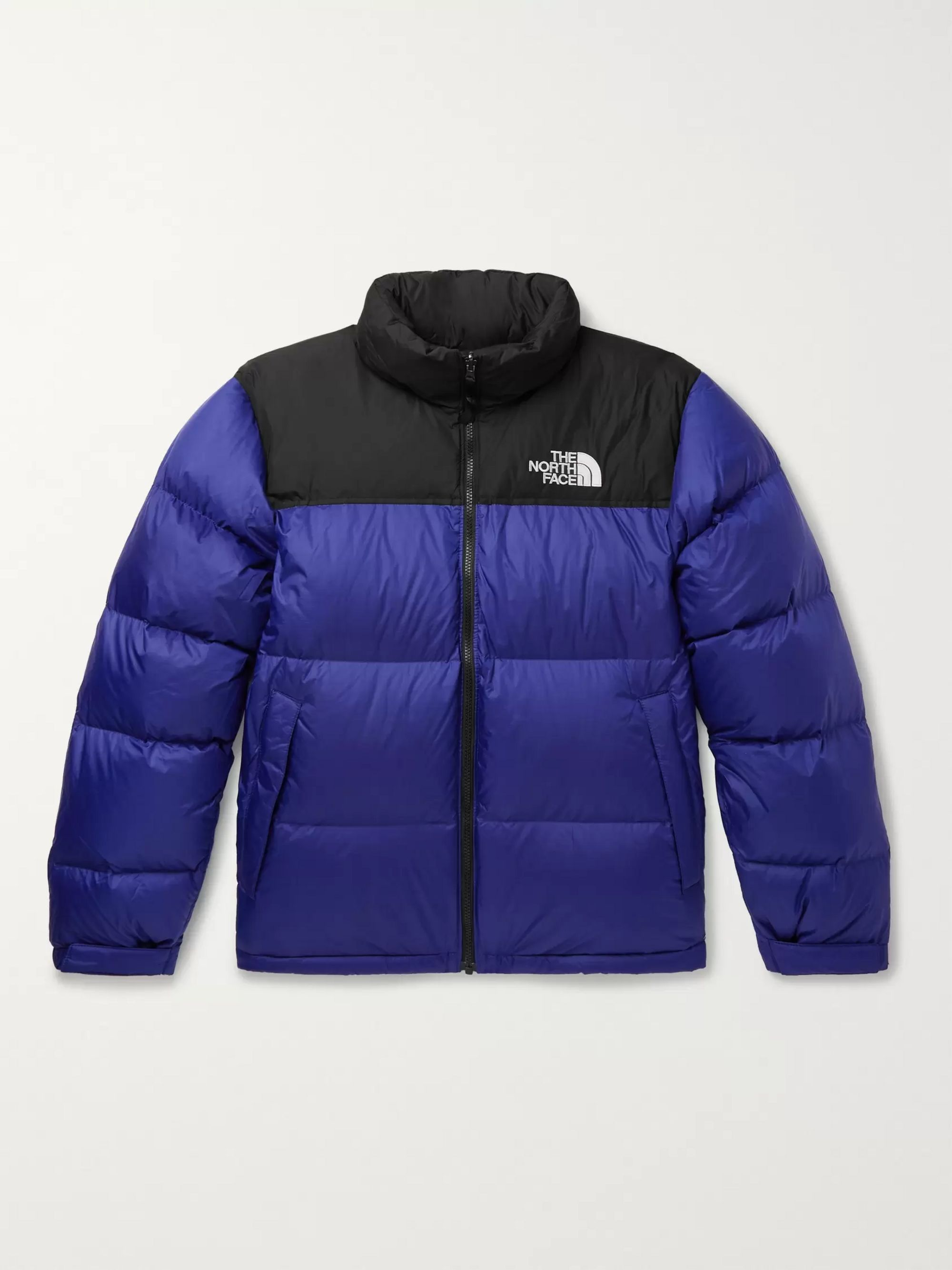 The North Face 1996 Retro Nuptse Quilted Shell and Ripstop Hooded Down Jacket