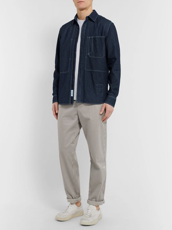 rag & bone Denim Overshirt