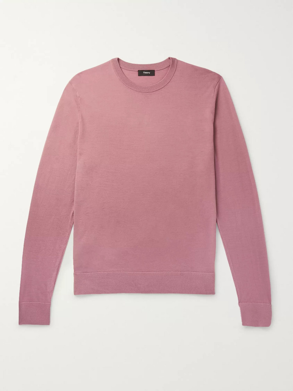Theory Riland Merino Wool-Blend Sweater