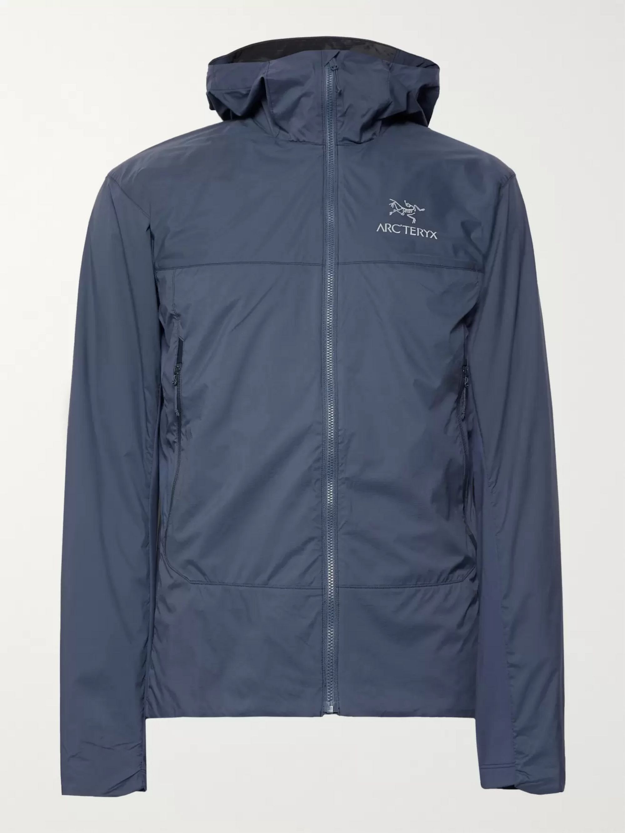 Arc'teryx Atom SL Slim-Fit Padded Tyono and Stretch-Jersey Hooded Jacket