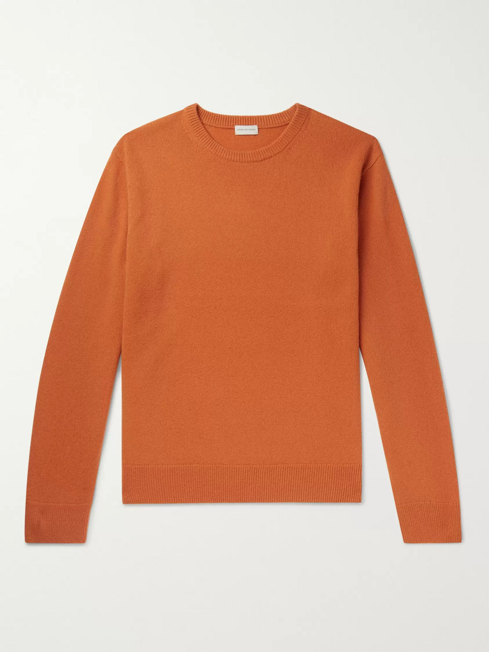 Dries Van Noten Oversized Merino Wool Sweater