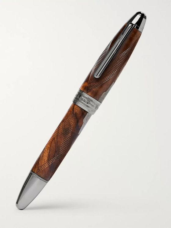 MONTBLANC + James Purdey & Sons Meisterstück Great Masters Fountain Pen