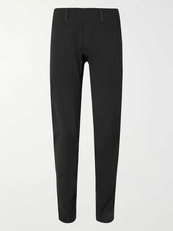 VEILANCE Convex LT Slim-Fit Shell Trousers