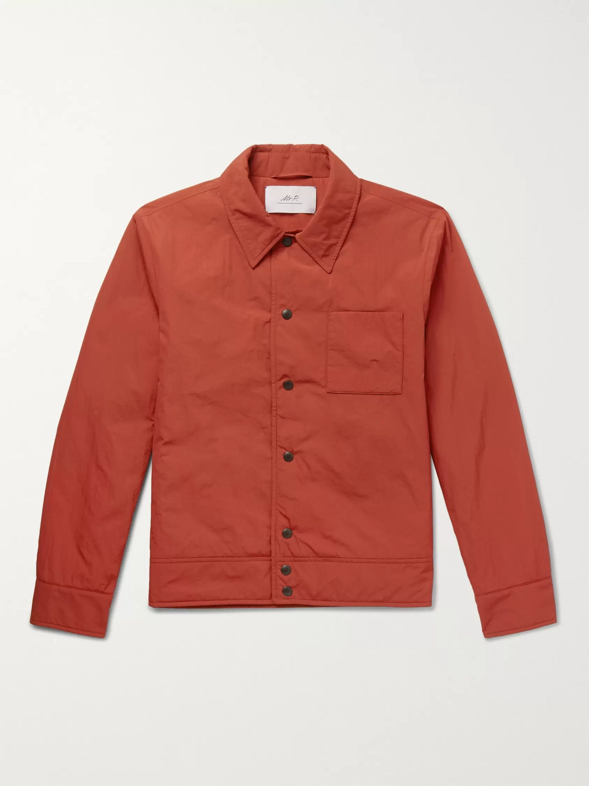 Mr P. Padded Nylon Jacket