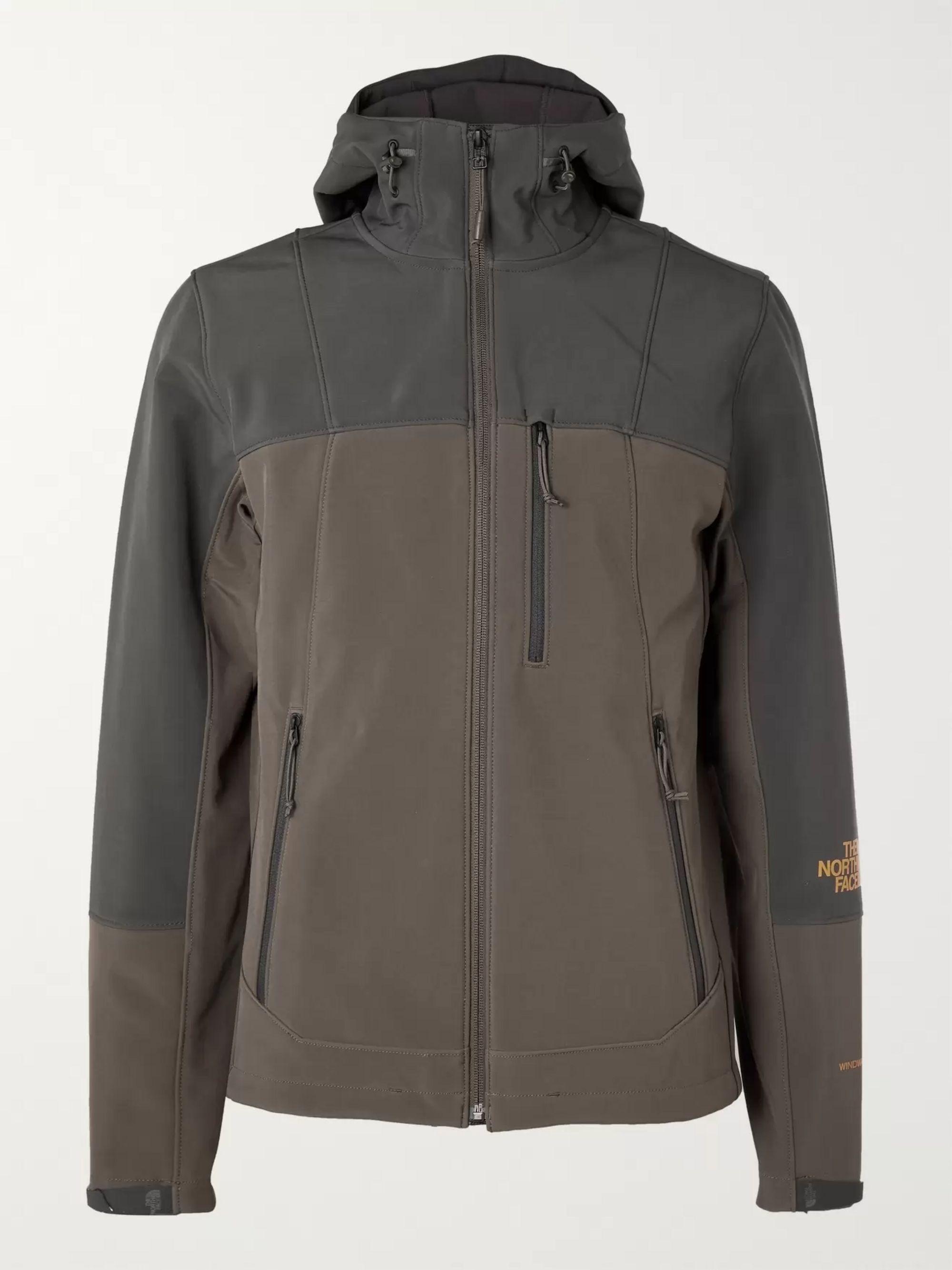 19025fa16 Apex Bionic Light Shell Hooded Jacket