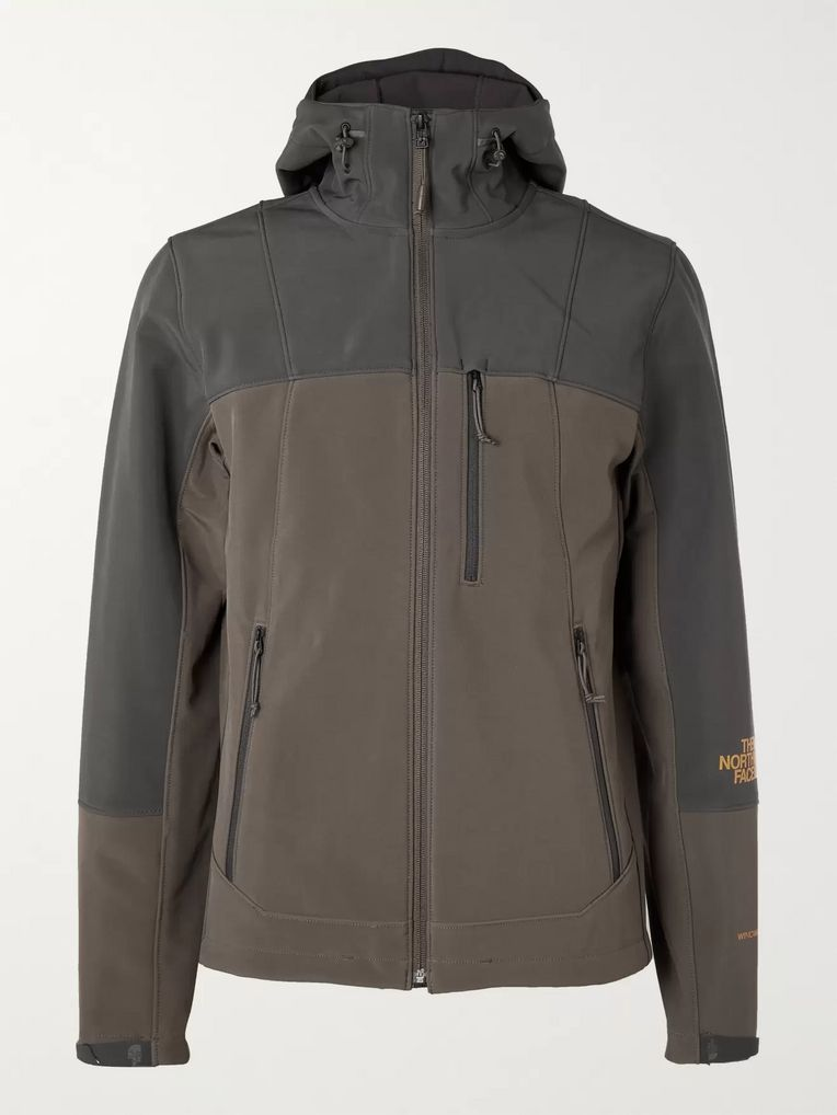 The North Face Apex Bionic Light Shell Hooded Jacket