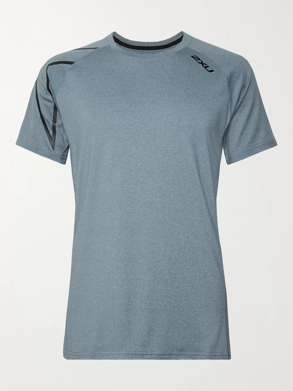 2XU XCTRL Printed Stretch-Jersey T-Shirt