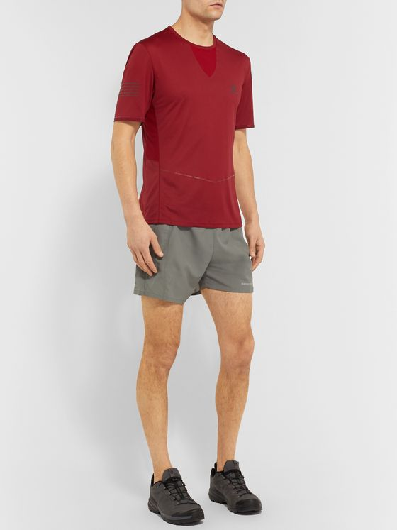 Salomon Sense Ultra Slim-Fit Jersey T-Shirt