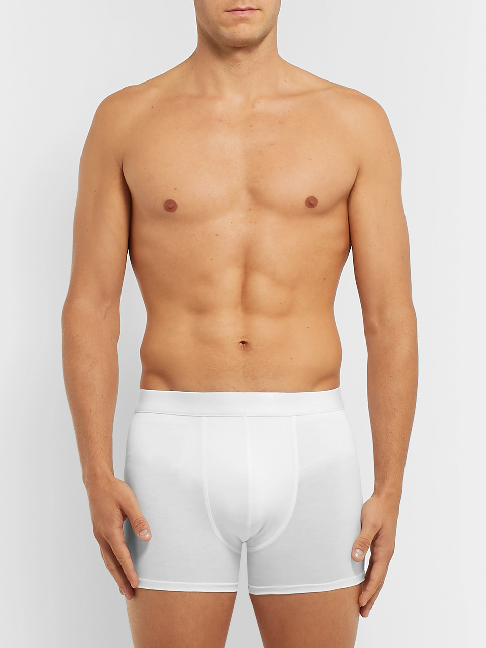 CDLP Stretch-Lyocell Boxer Briefs