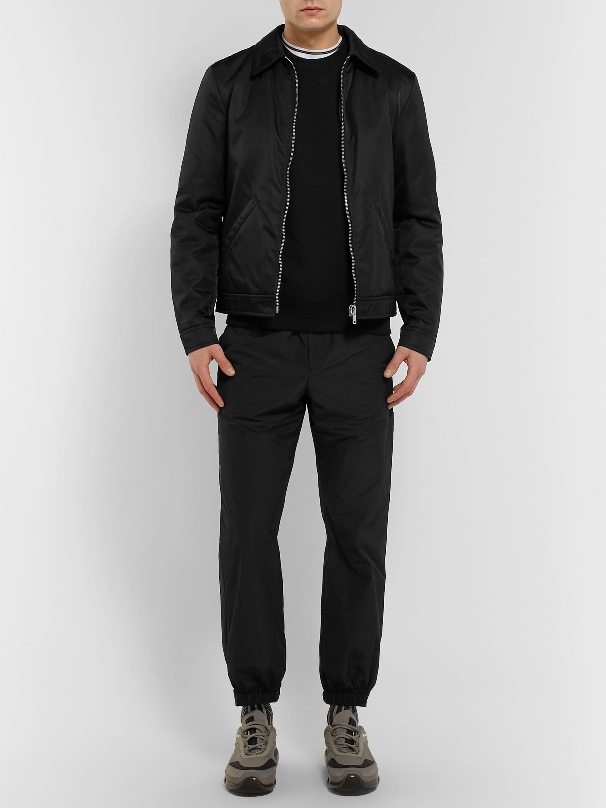 Nylon Shirt Jacket   Prada   MR PORTER
