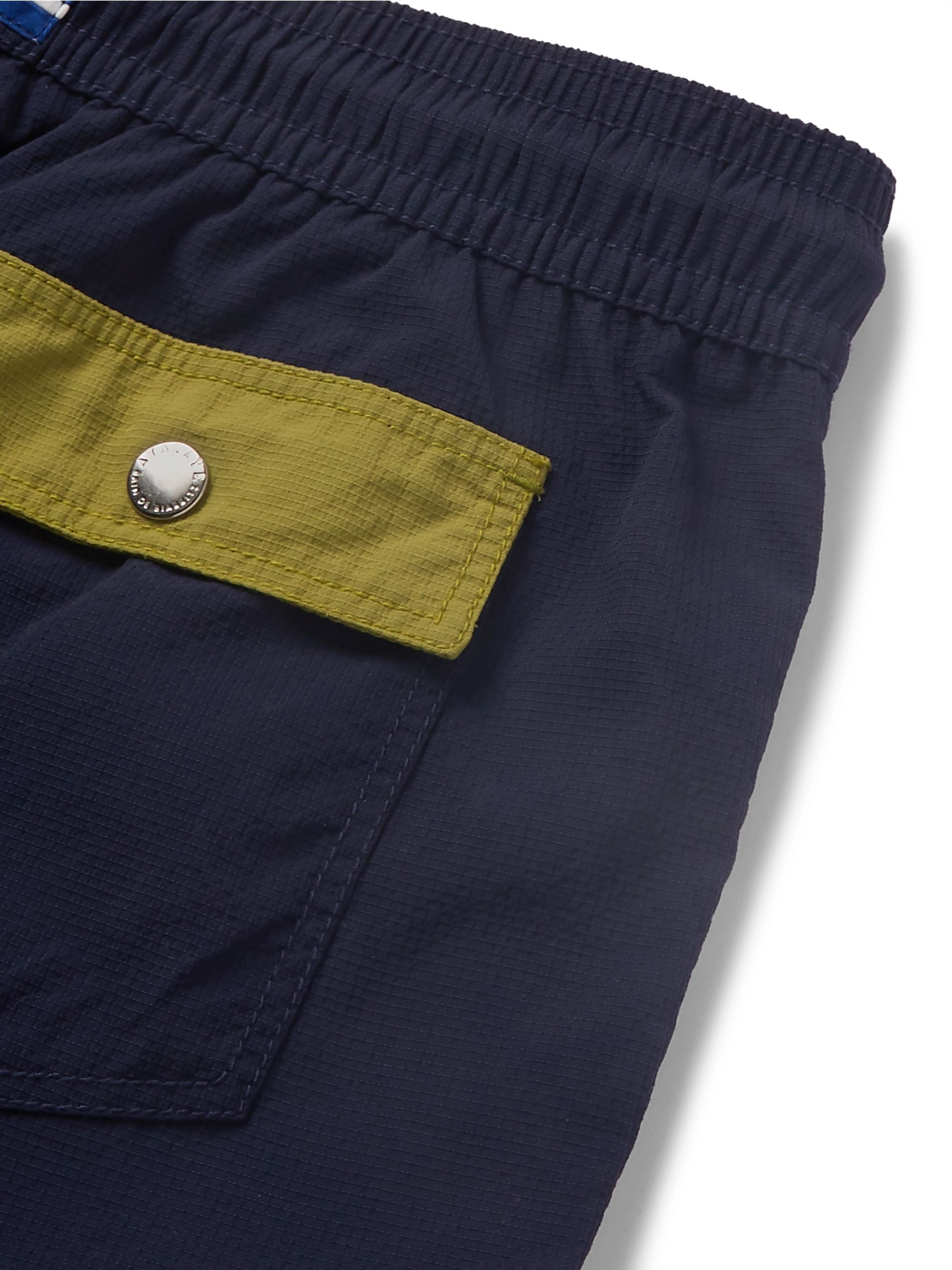 Atalaye Fregate Short-Length Swim Shorts