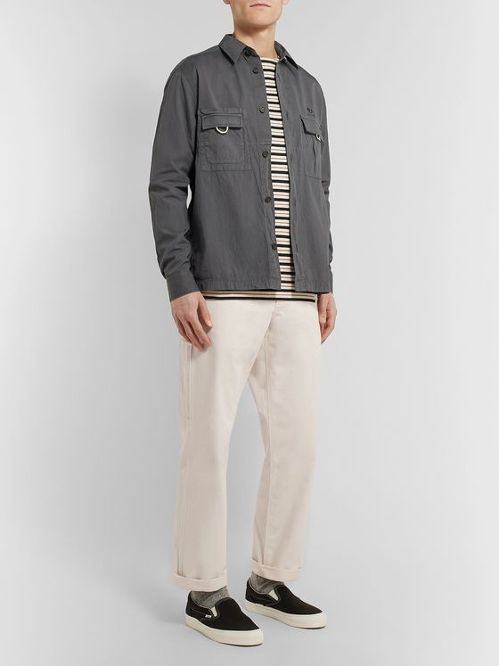 Norse Projects Josef Organic Cotton-Twill Trousers
