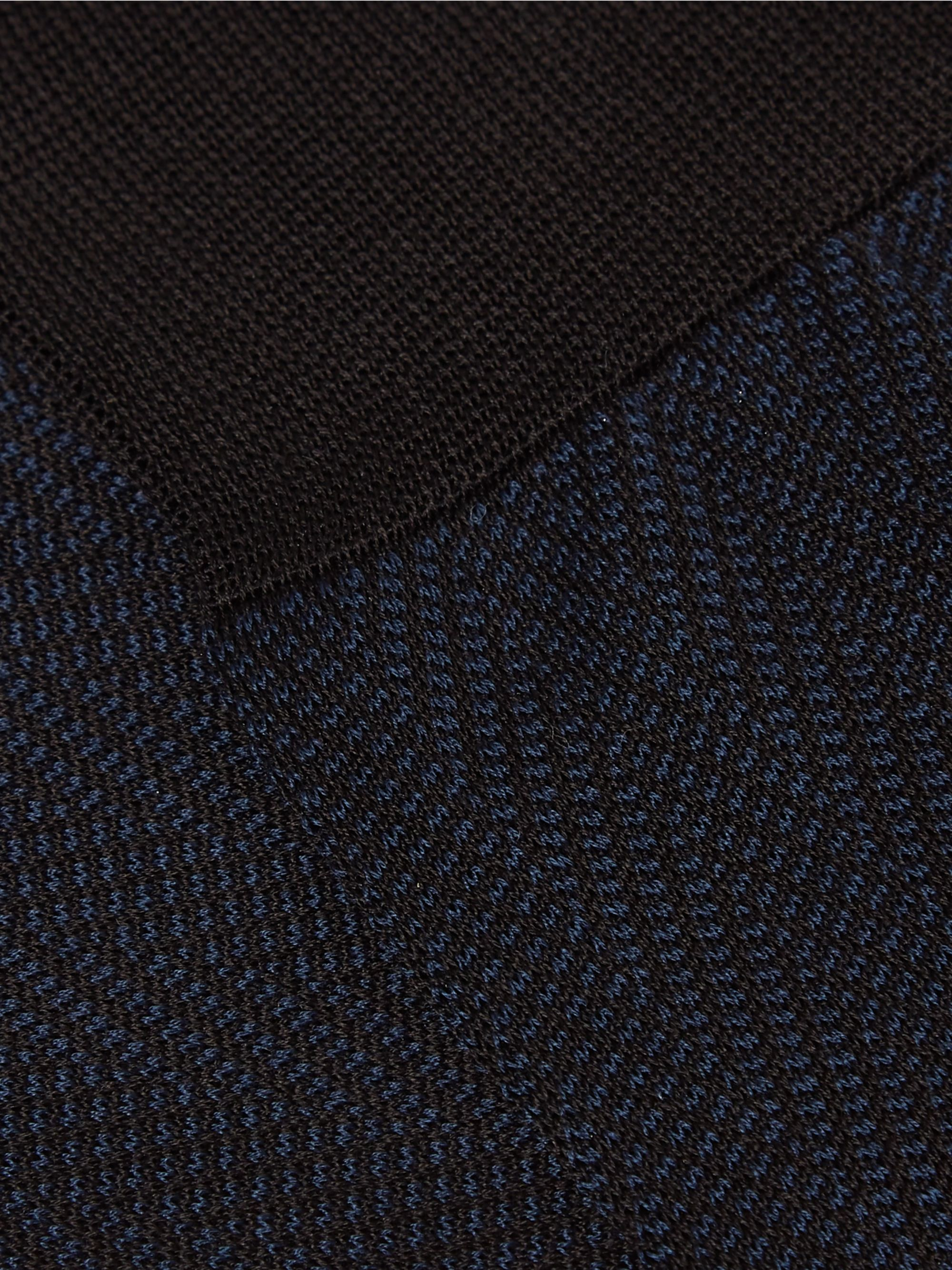 TOM FORD Herringbone Cotton Socks