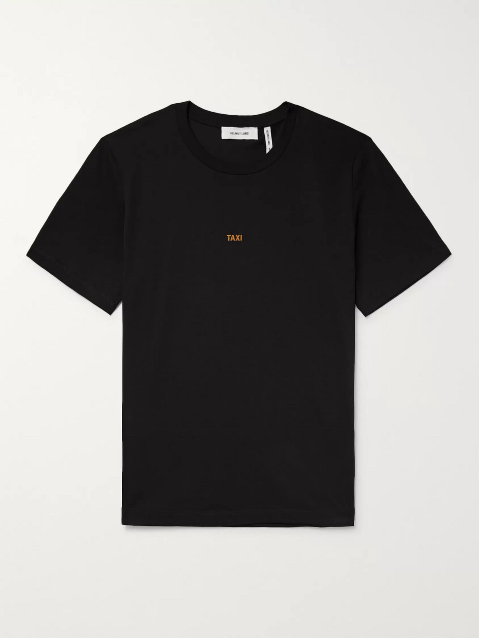 Helmut Lang Taxi London Logo-Print Cotton-Jersey T-shirt