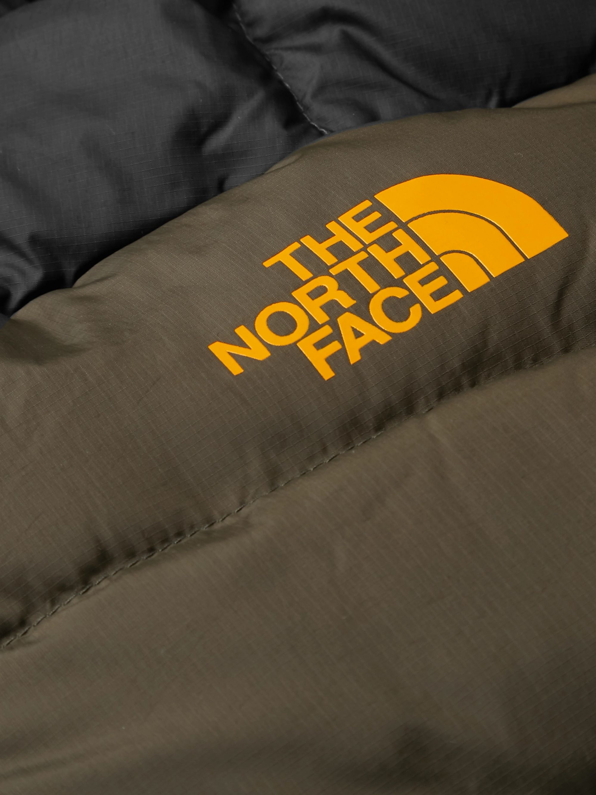 The North Face La Paz Slim-Fit Quilted Nylon Hooded Down Jacket