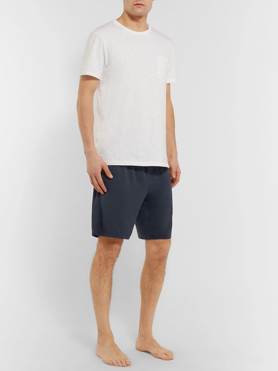 Hugo Boss Stretch Modal-Blend Pyjama Shorts