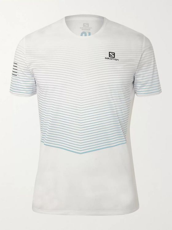 Salomon Sense Jersey Running Top