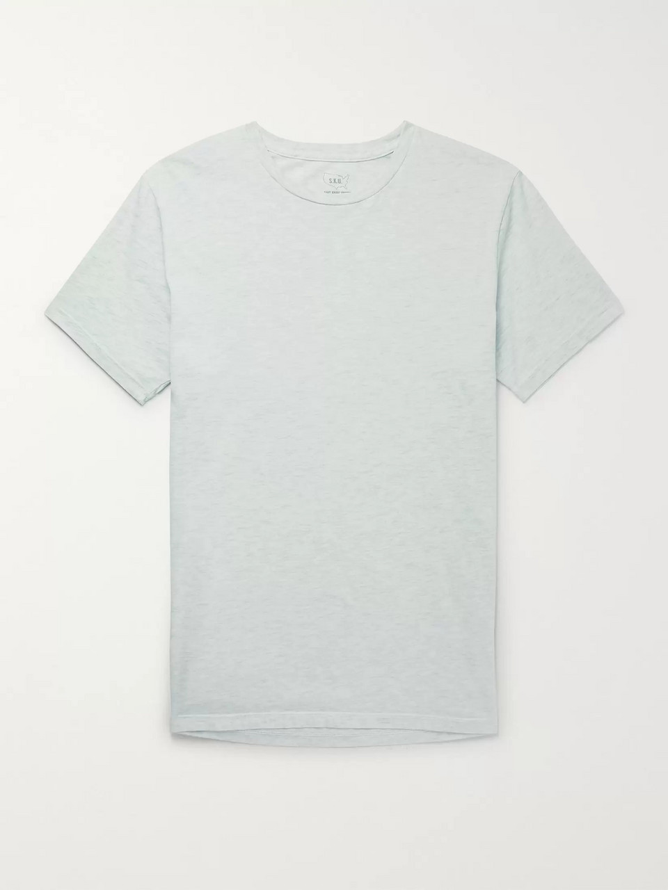 Save Khaki United Mélange Cotton-Blend Jersey T-Shirt