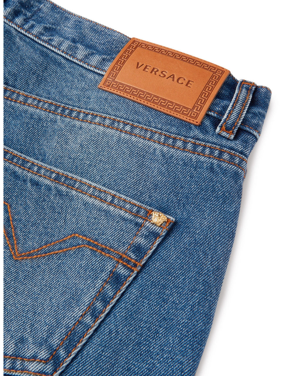Versace Denim Jeans