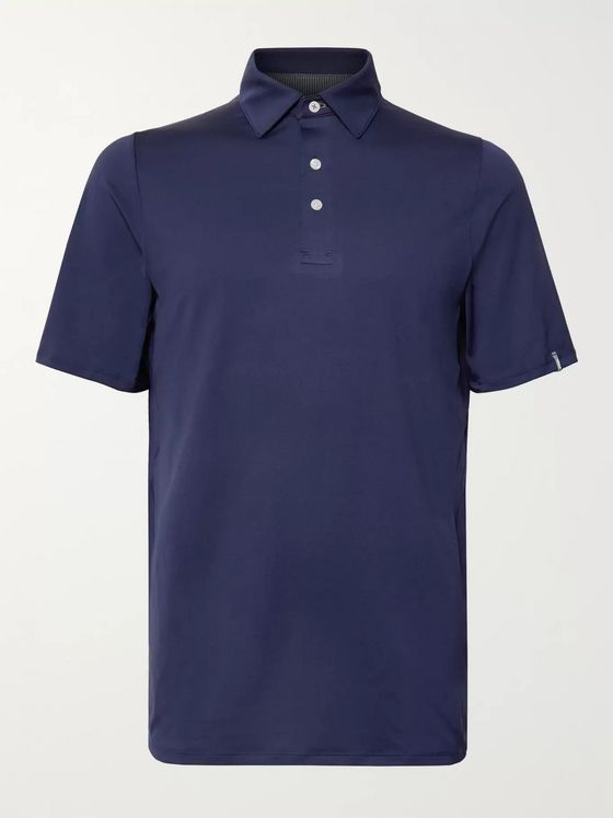 Kjus Golf Soren Stretch-Jersey Golf Polo Shirt